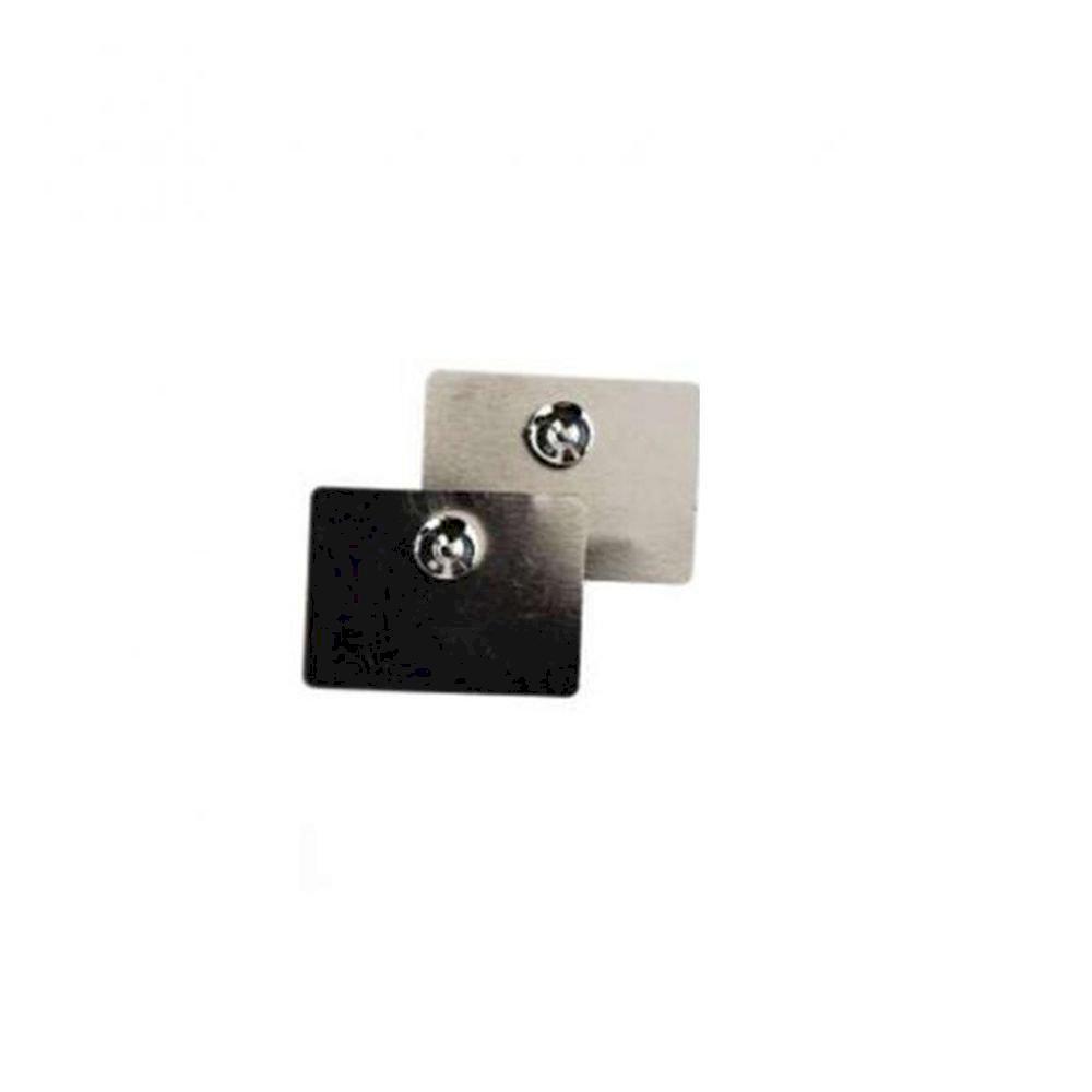 Staffe Adesive Magnetiche Kit (2 Pz)