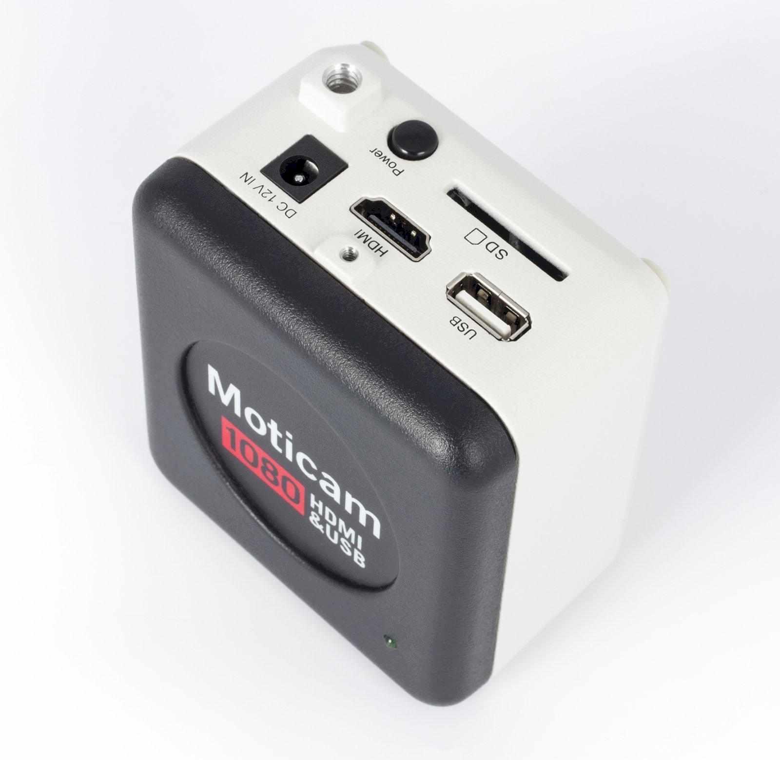 Videocamera Universale Microscopio Moticam 1080