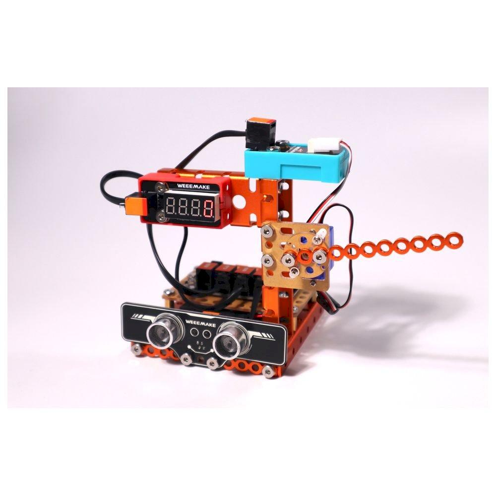 Robotica Weeemake Home Inventor Kit